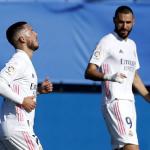CRÓNICA RMA-HUE. Victoria plácida del Real Madrid frente a un pobre Huesca