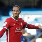 Alerta roja en el Liverpool: Van Dijk podría estar de baja entre seis y siete meses