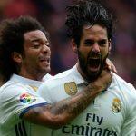 Nacho, Marcelo, Lucas Vázquez e Isco: los cuatro jugadores del Real Madrid que demostraron el sábado no estar al nivel para ser titulares