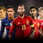 Resultados de los internacionales madridistas: España empata en Holanda, descalabrazo de Francia, empate a goles de Croacia y triunfo de Alemania.