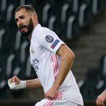 Benzema jugará en Kiev