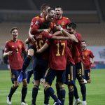 España firma el mejor partido de la era Luis Enrique (6-0) ante la potente Alemaniay se clasifica para los play off de la Nations League
