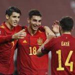 España firma la mayor goleada a una campeona del Mundo tras el (6-1) a Argentina previo al mundial 2018.