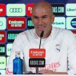 Zidane: «Hazard volverá más fuerte»