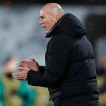 Zidane: «Son tres puntos importantísimos, hay que seguir igual»