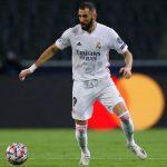 Benzema, baja ante el Valladolid y duda en el encuentro del miércoles ante el Atalanta
