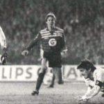 Hace 36 años, » El Buitre» se consagraba ante el Bernabéu y ante Europa, hat trick en la remontada ante el Anderlecht