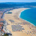 Las playas de Nazaré en Portugal se unen al circuito mundial HandBall 2021.