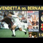 Se cumplen 26 años del 5-0 al Barça con hat trick de Zamorano.