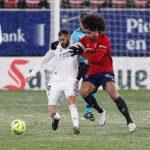 El ZidaneTeam suma 8 partidos sin perder ( 6 triunfos y 2 empates).