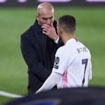 Zidane: «La responsabilidad la tengo yo y bueno estamos fuera»