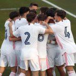 El Juvenil A supera al ATM en el derbi juvenil, un triunfo que puede ayudar a ganar la Liga.