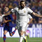 PREVIA: RMA-LEV. El Madrid obligado a seguir la estela del Atético de Madrid