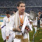 Ramos, el madridista con más partidos de Supercopa.
