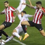 CRÓNICA: RMA – ATH. El Real Madrid deja escapar el primer título de la temporada