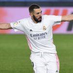 Benzema mantiene sus buenas cifras desde que se marchó Cristiano