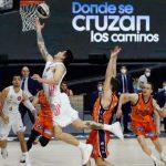 CRÓNICA: El Real Madrid vence al Valencia Basket y se cita con el Lenovo Tenerife en las semifinales de la Copa