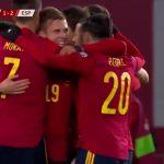 La España de Luis Enrique ya tiene su partido épico: Levantó un 1-0 al descanso ante Georgia con goles de Ferrán y Dani Olmo en el 92′. Líder con 4 puntos de un complicado grupo B.