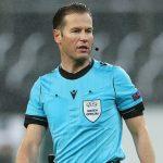 Danny Makkelie será el árbitro del Real Madrid-Atalanta
