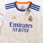 Se filtra la camiseta del Real Madrid para la próxima temporada 2021/2022