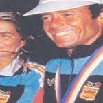 26ª MEDALLA (Seúl 1988). ORO en Vela (Finn) LA MEDALLA DE JOSELE DORESTE