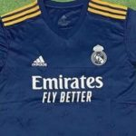 Filtrada la que podría ser la segunda camiseta del Real Madrid para la próxima temporada