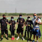 El equipo de Tiro Olímpico, otra vez, en la pelea por las medallas ( Copa del Mundo de Nueva Delhi)