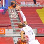 El Real Madrid Basket gana al UCAM Murcia por 58-74