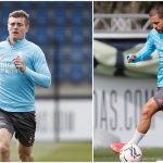 Zidane recupera a Kroos y Hazard