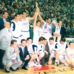Se cumplen 26 años de la 8ª Copa de Europa del Real Madrid de baloncesto.