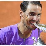 Nadal sigue haciendo historia: conquista su décimo título en Roma