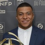 Mbappé, elegido Mejor Jugador de la Ligue1 de la temporada 2020/2021