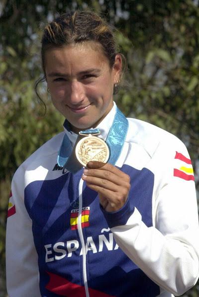 71ª MEDALLA (Sídney 2000). Bronce en Ciclismo Femenino en Mountain Bike  Individual LA GRAN AVENTURA DE MARGA FULLANA | Tribuna Madridista
