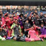 Los posibles rivales del RM Castilla en la 1ª eliminatoria por el ascenso a 2ª División.