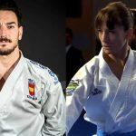 Nuestros olímpicos, los Pentacampeones de Europa, Sandra y Damián no fallan y estarán y pelearán por su sexto cetro continental consecutivo. El Kárate español asegura ya 2 medallas en Croacia.