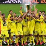 El Villarreal hace historia: campeón de la Europa League