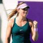 Tenis: Paula Badosa a Octavos de Final. La única representante de la Armada se cruzará con Sevastova.