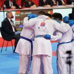 Nuestro Karate buscará la 5 medalla en Kumite masculino por equipos. El equipo español busca repetir el resultado de Guadalajara 2019.