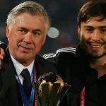 El hijo de Ancelotti formará parte del equipo técnico