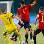 Críticas a la falta de gol especialmente de Morata: 20 últimos minutos para aferrarse a la ilusión de pelear por esta Eurocopa.
