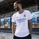 El Real Madrid y Adidas presentan la camiseta oficial de la próxima temporada