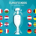 Así quedan los Octavos de Final de la Eurocopa 2020. España, segunda del grupo E, el lunes 28 en Copenhague (18:00) ante Croacia, segunda del grupo D.
