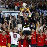 12 + 1 año de la Euro 2008 donde empezó todo: Pasar de Cuartos, por penaltis, ante Italia, la exhibición a Rusia en semis y el goles del Niño Torres en la final a Alemania.