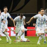 Argentina-Brasil, final de la Copa América