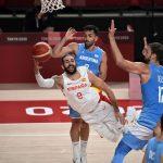 Tokyo 2020. CRÓNICA: España camina firme a los cuartos de final