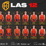 La selección femenina de baloncesto, a intentar repetir la plata de Río ´16.
