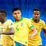 Tres madridistas jugarán la final de la Copa América