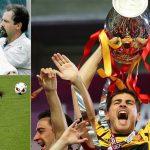 Los 5 últimos Italia vs España en Eurocopas y Mundial denotan la tremenda igualdad: 2 triunfos para cada uno y 1 empate.