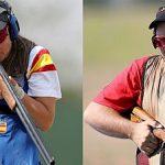 ¡España ya tiene su cuarta medalla!. El trap mixtos, Alberto-Fátima serán Oro o Plata.