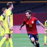 Oyarzabal da a España el primer triunfo en la olimpiada desde Sídney 2000. La rojita, líder del grupo C con 4 puntos.